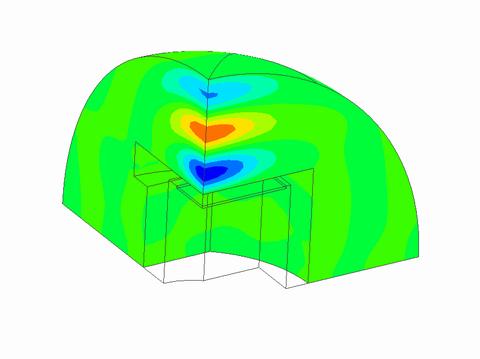 音波解析結果(音圧)